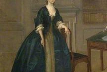 fashion history / painting