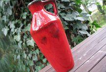 Silberdistel Keramik