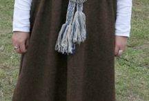 Celtic costume