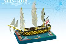 Sails of Glory / Sails of Glory Napoleonic Wars Wargaming