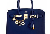 • Sacs à main • / Beautiful and luxurious designer handbags.