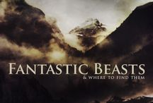 Mythical Creatures / Fantastic Beasts of Myth and Legend