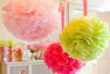 Party ideas~🎉🎊 / by Kathy Baxter Gautier