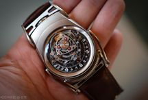 """C3H5N3O9 """"Nitro"""" / Collaboration with MB&F"""