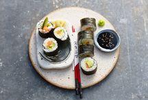 sushi / Sushi recepten