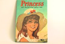 Vintage Gift Book for Girls Annuals