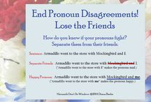Grammar Moments / Tips and tricks for remembering English grammar rules.