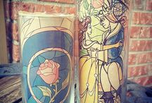 beauty and beast / by Cindy Reyna