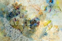 Aquarelle Abstract