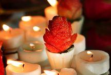 Doces Finos / Fotos feitas para divulgação de doces finos referente a Gourmet Bárbara Puime
