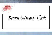 Beeren Schmand Torte