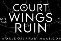 acotar 3 - acowar / A Court oF Wings aNd Ruin third final book from Sarah J Maas Acotar Series <3