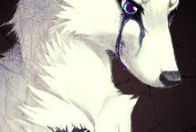 волки - и их чувства