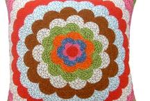 Cushions / by Nicky Dewar