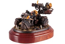 Spacemarine vehicles