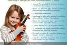 Música  / by Myrna Flores