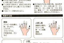 爪      健康