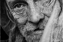 CC - Drawing/Pencil / by Susan Rusen