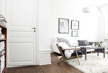 First Home Ideas / Decor ideas for our apartment  / by Jonee Ripperger