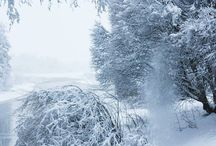 Finland in winter / Talvi Suomessa , winter in Finland
