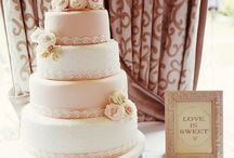 Tårtan bröllop