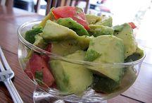 Salad Ideas / Year Round Salad Ideas / by Mary Ann Salinovich