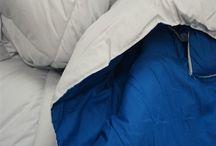 Glacier Gray/Pacific Blue Reversible Comforter - Twin XL / Glacier Gray/Pacific Blue Reversible Comforter - Twin XL