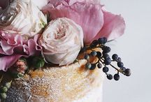 WEDDING  |  Cakes / Wedding Cakes