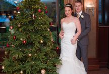 Olivia & Martin 3rd January 2015 / A lovely Christmas wedding for a lovely couple Photos courtesy of Momento Photography http://www.momentofoto.co.uk/