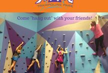 Altitude Trampoline Park FUN / We are more than just a trampoline park! Come check us out!