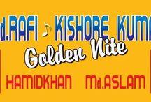 KyaZoonga.com: Buy tickets for Md.Rafi - Kishore Kumar Golden Nite