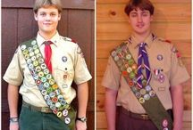 Boy Scouts / Boy Scouts 2 BOY SCOUTS CAN FULFILL A MAJORITY, IF NOT ALL, OF ITS CORRESPONDING MERIT BADGE REQUIREMENTS WHILE GETTING THEIR SCHOOL WORK DONE!