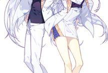 Anime páros