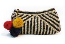 Handbags - clutch & totes