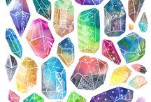 Crystals