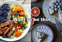 Want to be thin