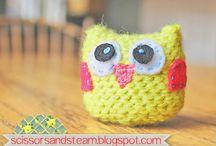 cute crafts / by Steph Bargainfun