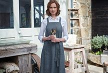 Inspired by traditional workwear / Workwear inspired styles redesigned for everyday life