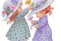 Morehead little girls