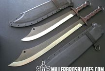 harcsa / knife