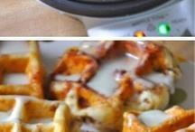 waffle iron creations