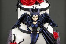 Villain Cakes