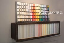 THE PAINT MAKERS CO. RETAILERS / Sharing pictures and events from Paint Makers retailers around the world