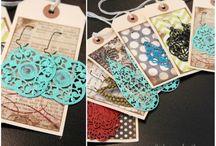 Filigree Earring Ideas  / by ThePlaidBarn