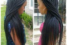African Black Hair Styles