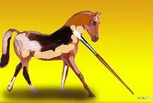 Breyer Horse Tutorials / by Tori Davis