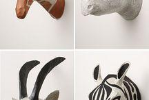 Keramikk dyrehoder