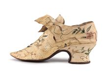 18th Century Buckles, Shoes, Stockings, and Garters
