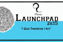 Launchpad 2k15 / The annual induction quiz of Qutopia.