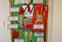 Romeinen zesde klas